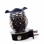Electric Plug-In Oil Burners {Black Crystal Shaped}
