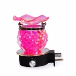 Electric Plug-In Oil Burners {Pink Crystal Shaped}