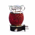 Electric Plug-In Oil Burners {Ruby Red Shaped}